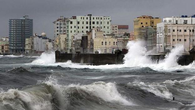 En lo que va de siglo, Cuba ha sufrido el paso de 16 intensas tormentas que han dejado 40 muertos. (EFE)