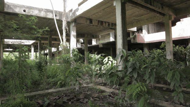 """Dada la actual situación se debe """"hacer un estudio muy específico y riguroso"""" para evaluar """"si es posible"""" utilizar la estructura, asegura el ingeniero civil Eriberto Chávez. (14ymedio)"""
