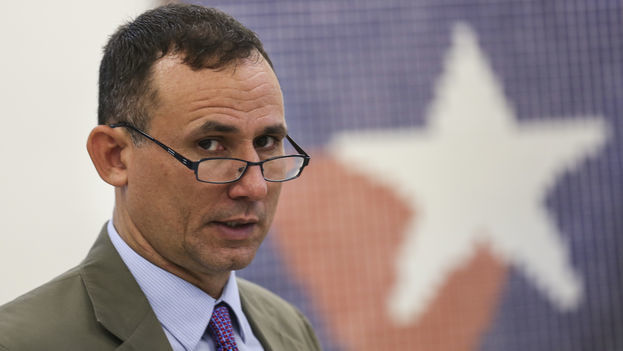 José Daniel Ferrer, líder de la Unión Patriótica de Cuba. (Matias J. Ocner para 14ymedio)