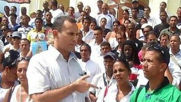 José Daniel Ferrer, líder de la organización opositora Unión Patriótica de Cuba (Unpacu), depuso este viernes su huelga de hambre. (Facebook)