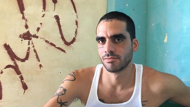 Danilo (El Sexto) tras su liberación (2)