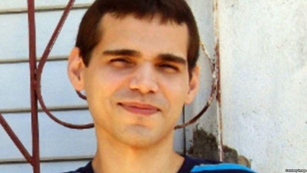 David Mauri Cardoso fue expulsado de la universidad durante una prueba que no evaluaba sus conocimientos académicos. (Alejandro Tur/Cubanet)