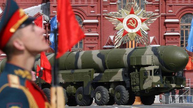 El viceministro ruso de Defensa, Nikolái Pankov, aseguró a la prensa que su país está trabajando para reabrir bases militares en Cuba y Vietnam. (EFE)