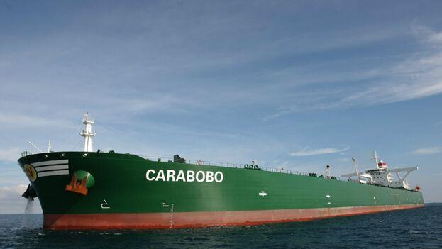 El 10 de mayo, el Departamento del Tesoro de EE UU anunció sanciones contra dos compañías y dos buques petroleros. (Pdvsa.com)