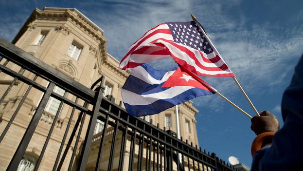 Este mecanismo de Diálogo económico fue establecido en 2015 para evaluar el alcance y el impacto de las modificaciones introducidas por EE UU en la aplicación de algunos aspectos del embargo