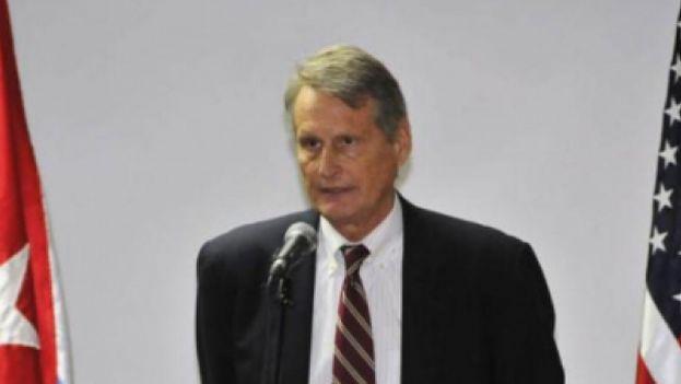 Alex Lee, subsecretario adjunto de EE UU para Sudamérica y Cuba. (Minrex)