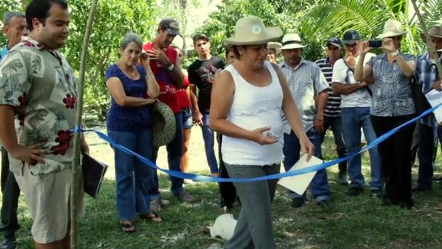 EcoFinca se inaugró en 2016, pero el proyecto del agua purificada se ha visto frenado por la burocracia.