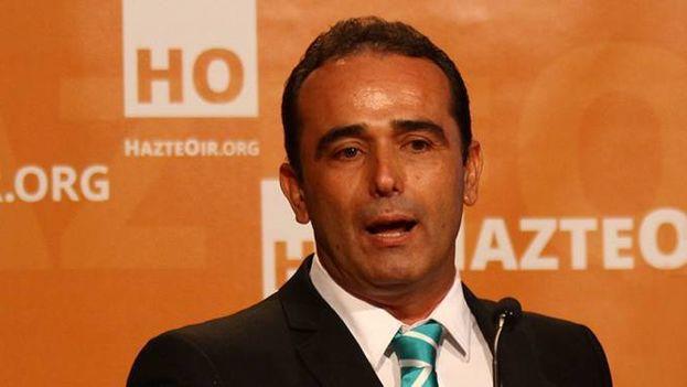 Eduardo Cardet, coordinador nacional del Movimiento Cristiano Liberación.(Flickr)