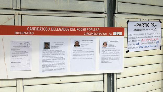 Elecciones Cuba. (14ymedio)