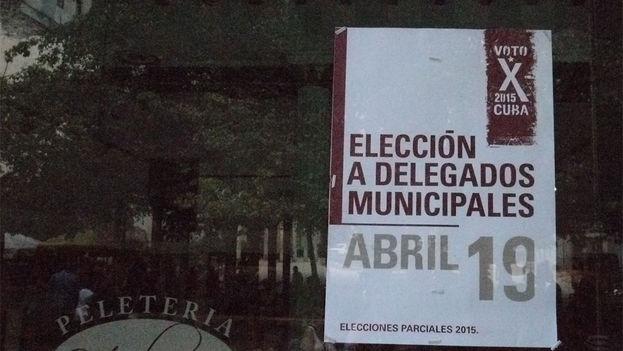 Elecciones 2015. (14ymedio)