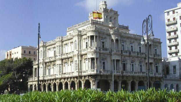 Embajada de España en La Habana. (exteriores.gob.es)