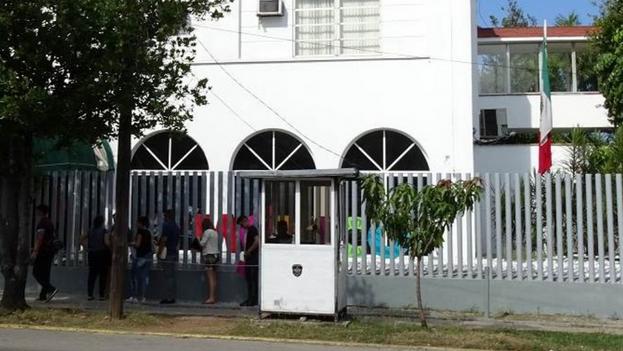 La Embajada de México en La Habana justificó la suspensión del servicio debido a la pandemia de covid-19. (Pinterest)
