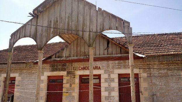 Estación de Trenes de Candelaria, provincia de Artemisa