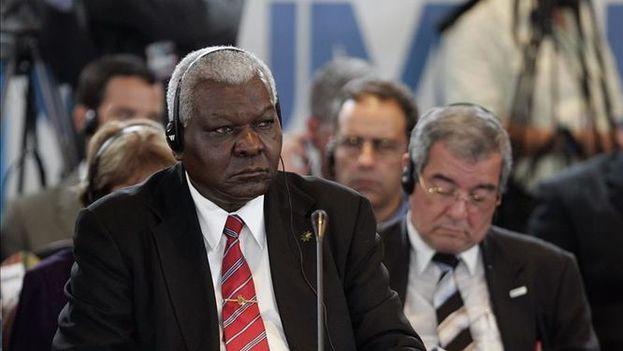 En la imagen, Esteban Lazo, presidente de la Asamblea Nacional. (EFE)