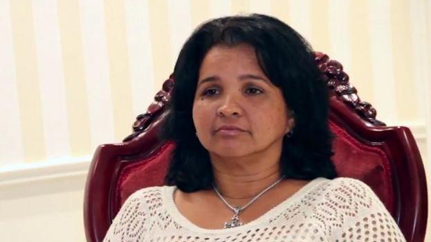 El proceso contra la integrante del Centro de Estudios Convivencia se inició el pasado 11 de enero cuando fue detenida durante una semana en la Dirección Técnica de Investigación Criminal de Pinar del Río. (Captura)