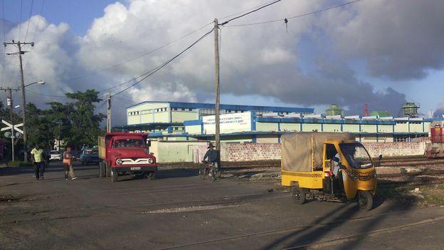 Fábrica de helados Coppelia en Camagüey. (14ymedio)