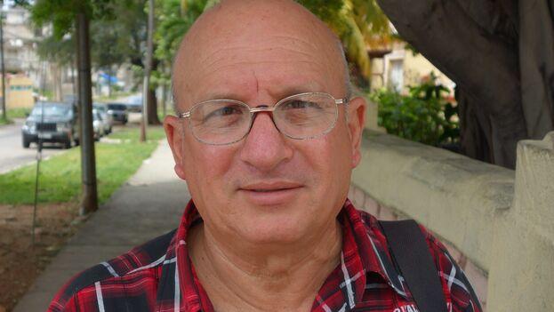 El opositor Félix Navarro se encuentra ingresado e incomunicado en el Hospital Militar de Matanzas tras ser diagnosticado con covid-19. (Muad)