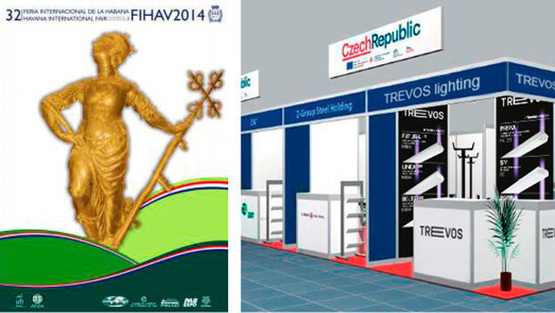 La Feria Internacional de la Habana FIHAV 2014