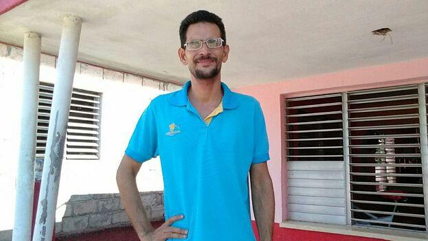 En la mañana del viernes, Fernández había sido trasladado desde el centro de detenciones El Vivac de Calabazar, al sur de La Habana, hacia una estación policial en la ciudad de Camagüey. (14ymedio)