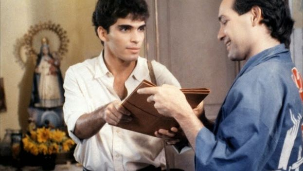 Fotograma de la película cubana 'Fresa y Chocolate'. (CC)