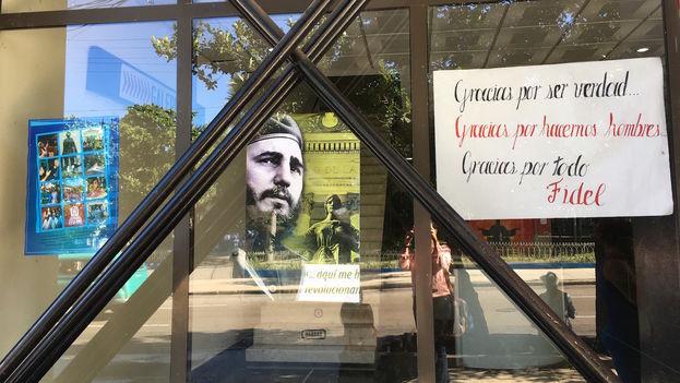 Funeral Fidel Castro. (14ymedio)