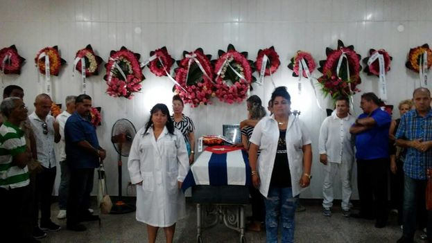 Funerales Holguín Accidente Global Air