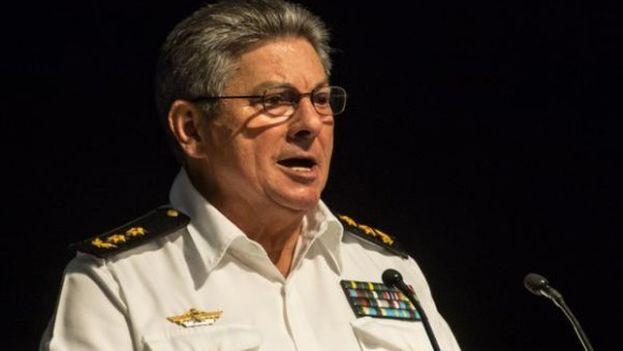 Julio César Gandarilla Bermejo será ministro de Interior cubano tras el fallecimiento de Carlos Fernández Gondín. (ACN)