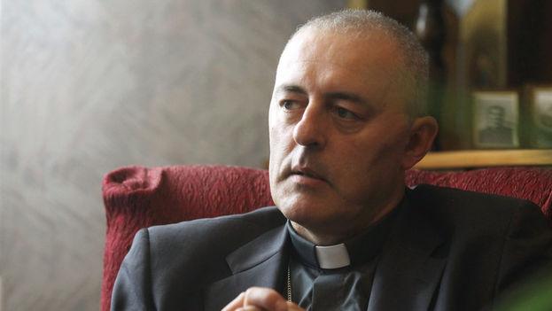 Giorgio Lingua el nuevo nuncio apostólico en Cuba (CC)