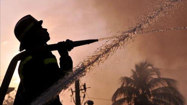 Las provincias con mayor riesgo de incendios son Guantánamo, Pinar del Río, Matanzas, Camagüey, Las Tunas, Holguín, Granma y la Isla de la Juventud. (EFE)