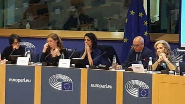 Guillermo Fariñas tenía previsto asistir ayer a la cita en el Parlamento Europeo pero no se le ha permitido viajar. (@observacuba)