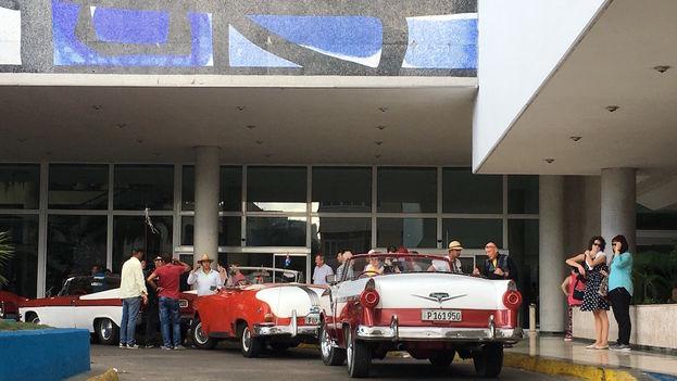 Los turistas siguen llegando a La Habana, ajenos a los acontecimientos nacionales