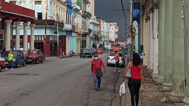 La Habana reporta el mayor número de contagios con más de 400 en cada jornada. (14ymedio)