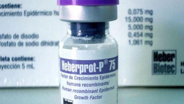El Heberprot-P permite acelerar la cicatrización de las lesiones del pie diabético y reduce significativamente el riesgo de amputación en casi el 80%. (radioreloj.cu)