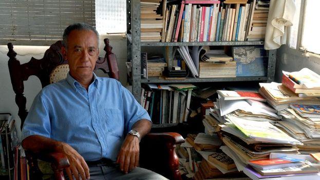 Heredia dirigió la revista 'Pensamiento Crítico' de la Universidad de La Habana desde 1967 hasta 1971, año en que fue clausurada por Raúl Castro. (Prensa Latina)