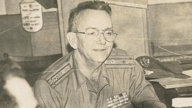 Hernández Cáceres en 1957 formó parte del Movimiento 26 de Julio. (Granma)