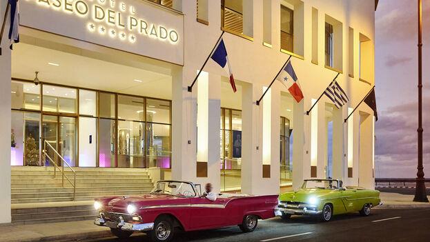 Hotel Paseo del Prado en La Habana. (Accor)
