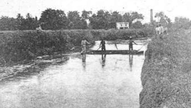 Canal de la Zanja, imagen de archivo