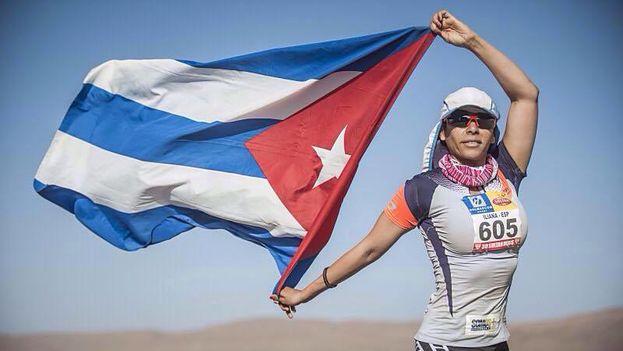 Iliana Hernández fue víctima de un arresto breve en Cuba el pasado 8 de marzo. (Facebook)