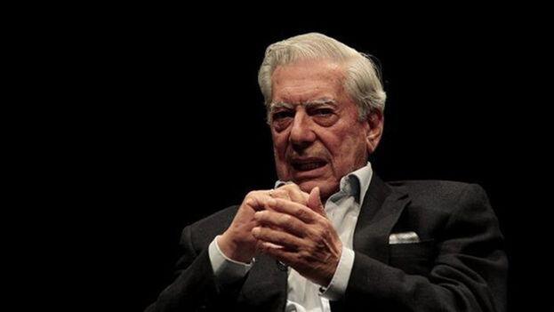 Imagen del escritor Mario Vargas Llosa. (EFE)