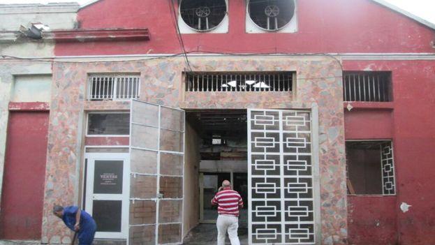 Incendio en La Habana