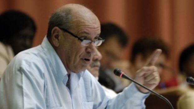 El ex presidente del Instituto de Radio y Televisión, Danilo Sirio. (Internet)