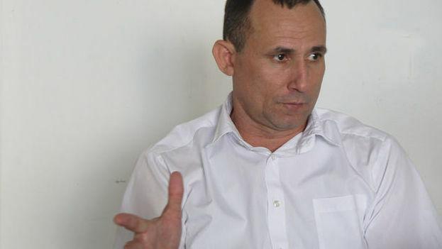 José Daniel Ferrer, líder de la Unión Patriótica de Cuba. (14ymedio)