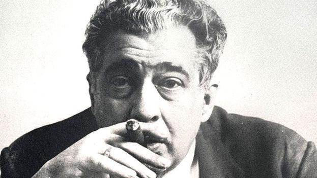 José Lezama Lima está considerado como uno de los mayores literatos cubanos. (CC)