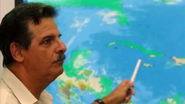 José Rubiera Torres, meteorólogo. (EFE)
