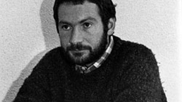 El escritor y exmiembro de la banda Joseba Sarrionaindia se fugó de la cárcel hace 32 años y permaneció en paradero desconocido hasta que en noviembre de 2016 concedió una entrevista en La Habana. (Archivo)
