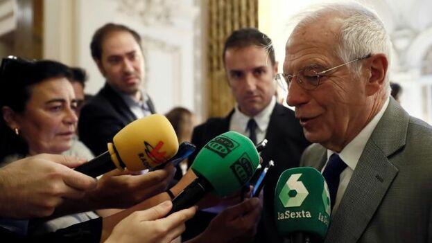 Josep Borrell ha explicado que él también piensa viajar a La Habana a mediados de octubre. (EFE)