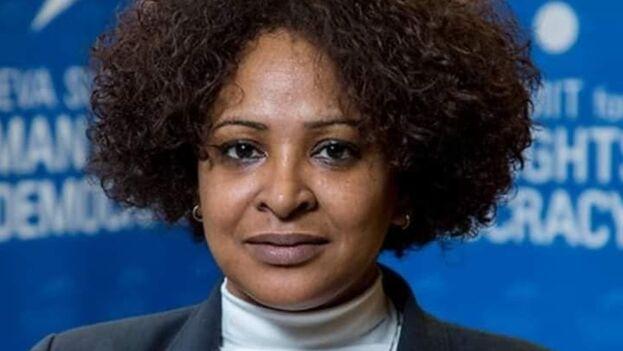 En la imagen la abogada Laritza Diversent, directora del centro de información legal Cubalex. (Facebook)