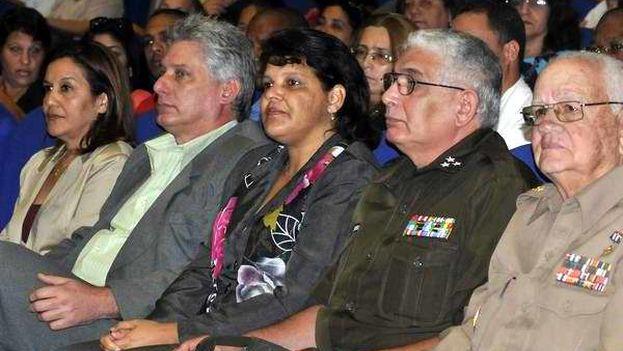Lázara Mercedes López Acea ha dirigido el comité de la organización en La Habana durante nueve años. (radiorebelde)