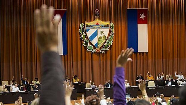 """La Ley Electoral excluye """"todo tipo de propaganda electoral individual y cualquier otra acción encaminada a inclinar la decisión de los electores a favor o en contra de algún candidato"""". (Cubadebate)"""