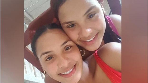 Lisdiany y Lisdany Rodríguez Isaac llevan desde julio en una prisión de Santa Clara a la espera de juicio. (Facebook)